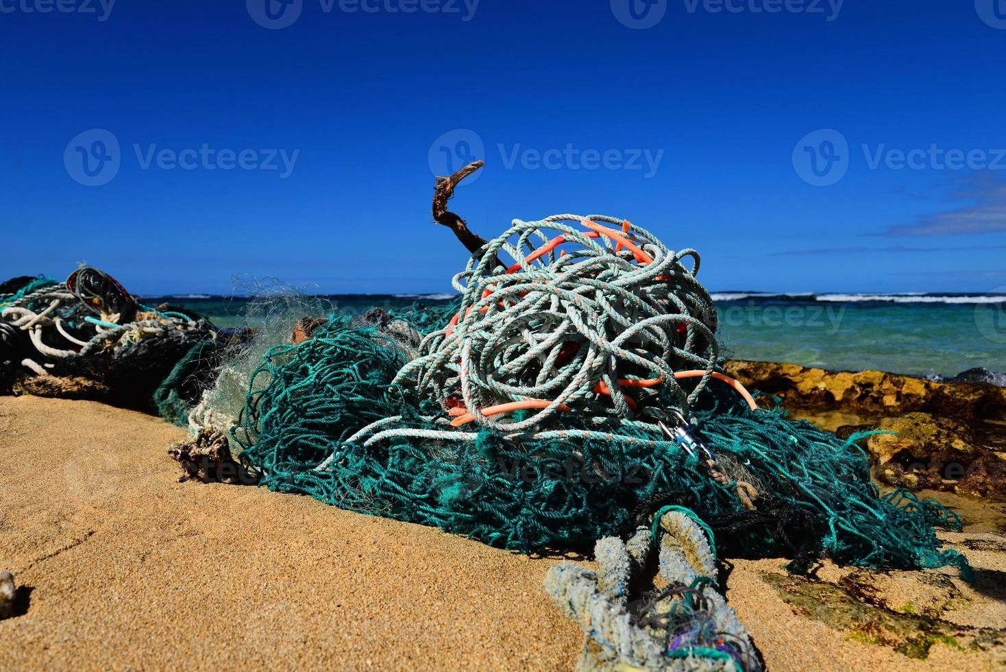 Fischernetze foto