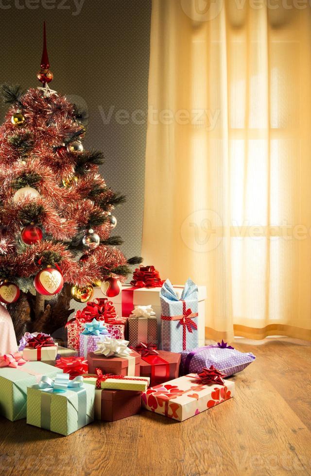 Weihnachtsgeschenke für die ganze Familie foto