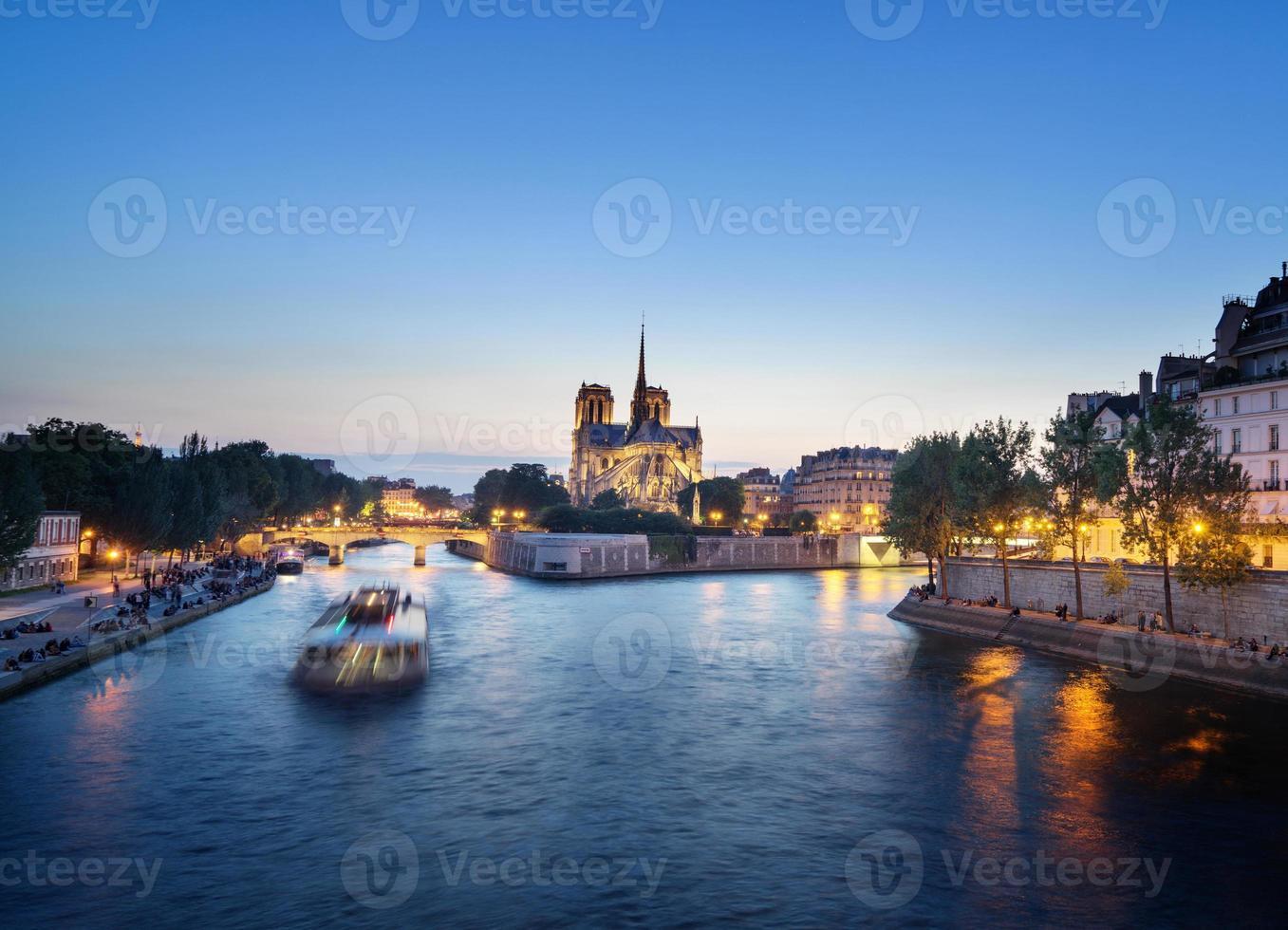 notre dame de paris, frankreich foto