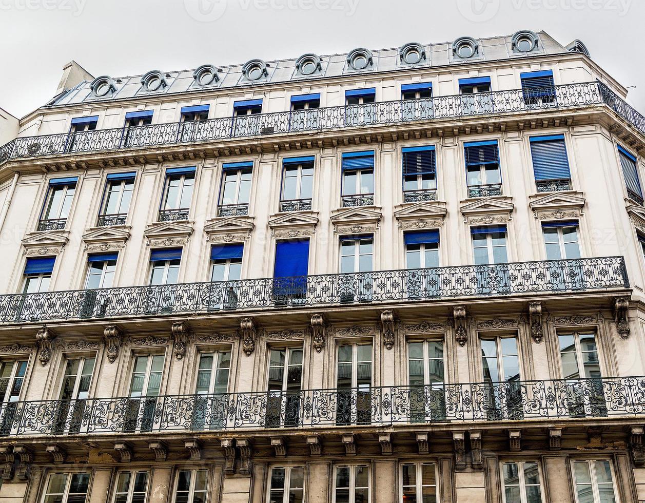 Architektur in Paris foto