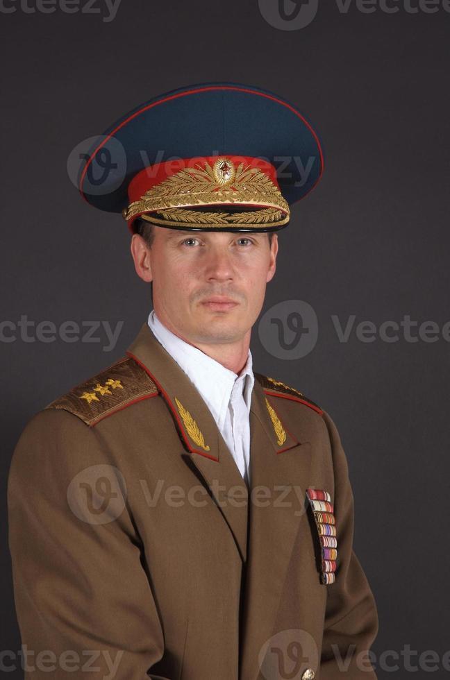 Armeeporträt foto