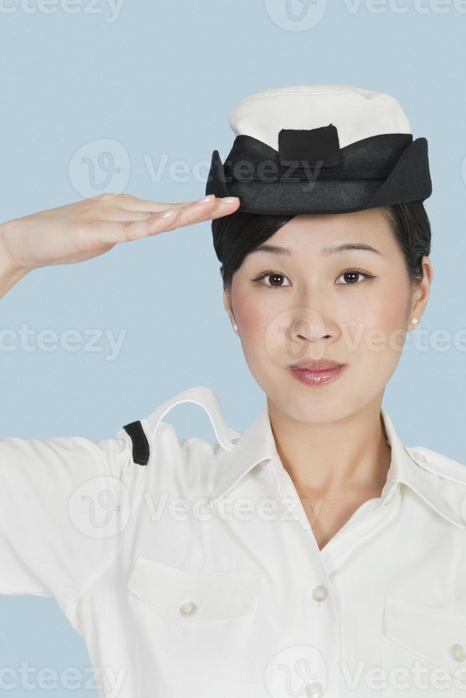 Soldatenporträt foto