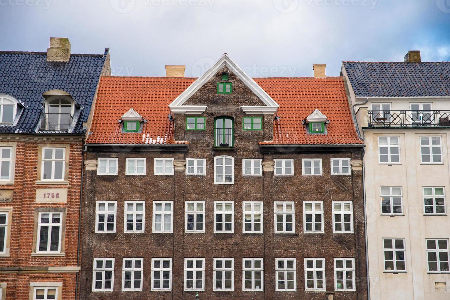 altes Haus foto