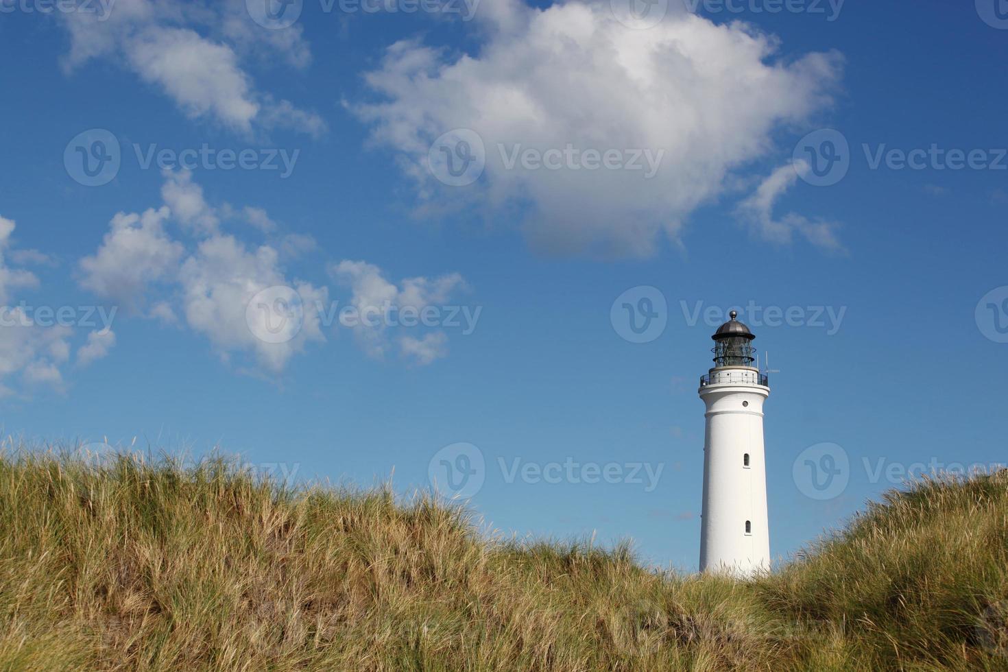 Hirtshals Leuchtturm foto