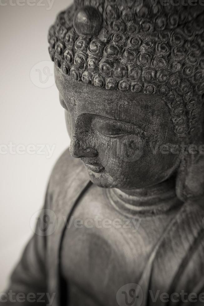 Buddha-Porträt foto