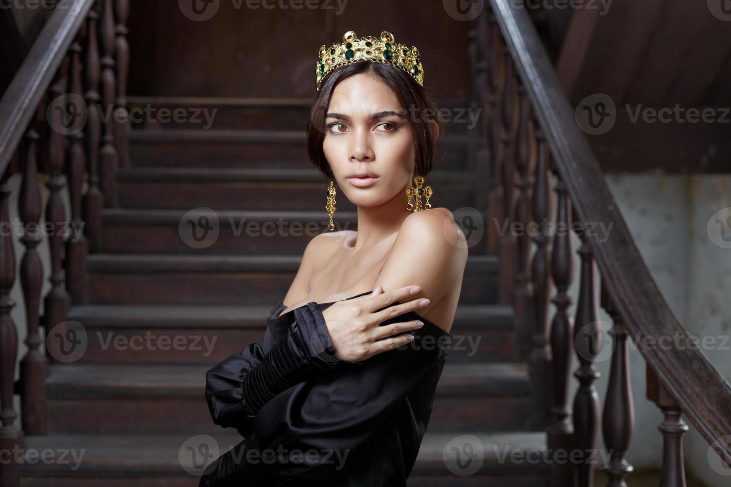 asiatische Prinzessin b foto