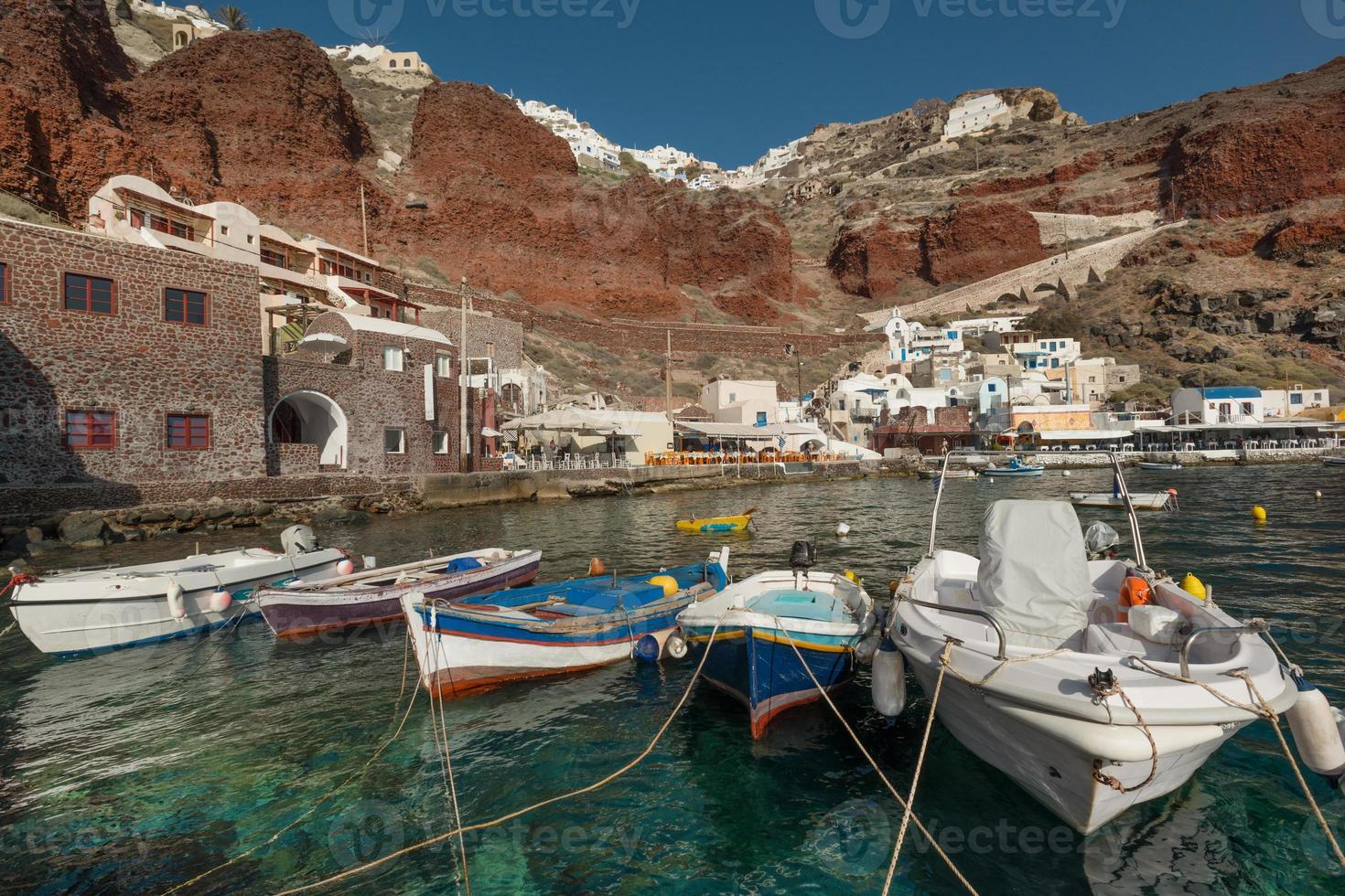 Ammoudi Bucht foto