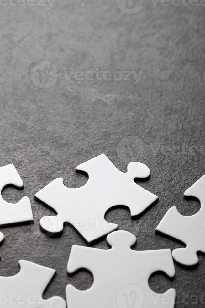 Puzzleteile Hintergrund foto