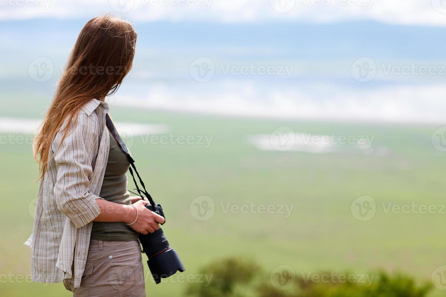 Naturfotograf Porträt foto