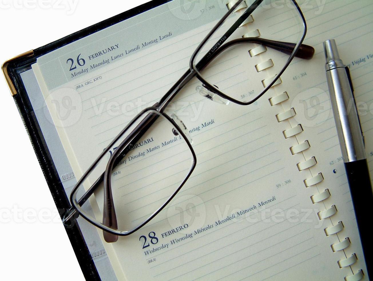 Agenda foto