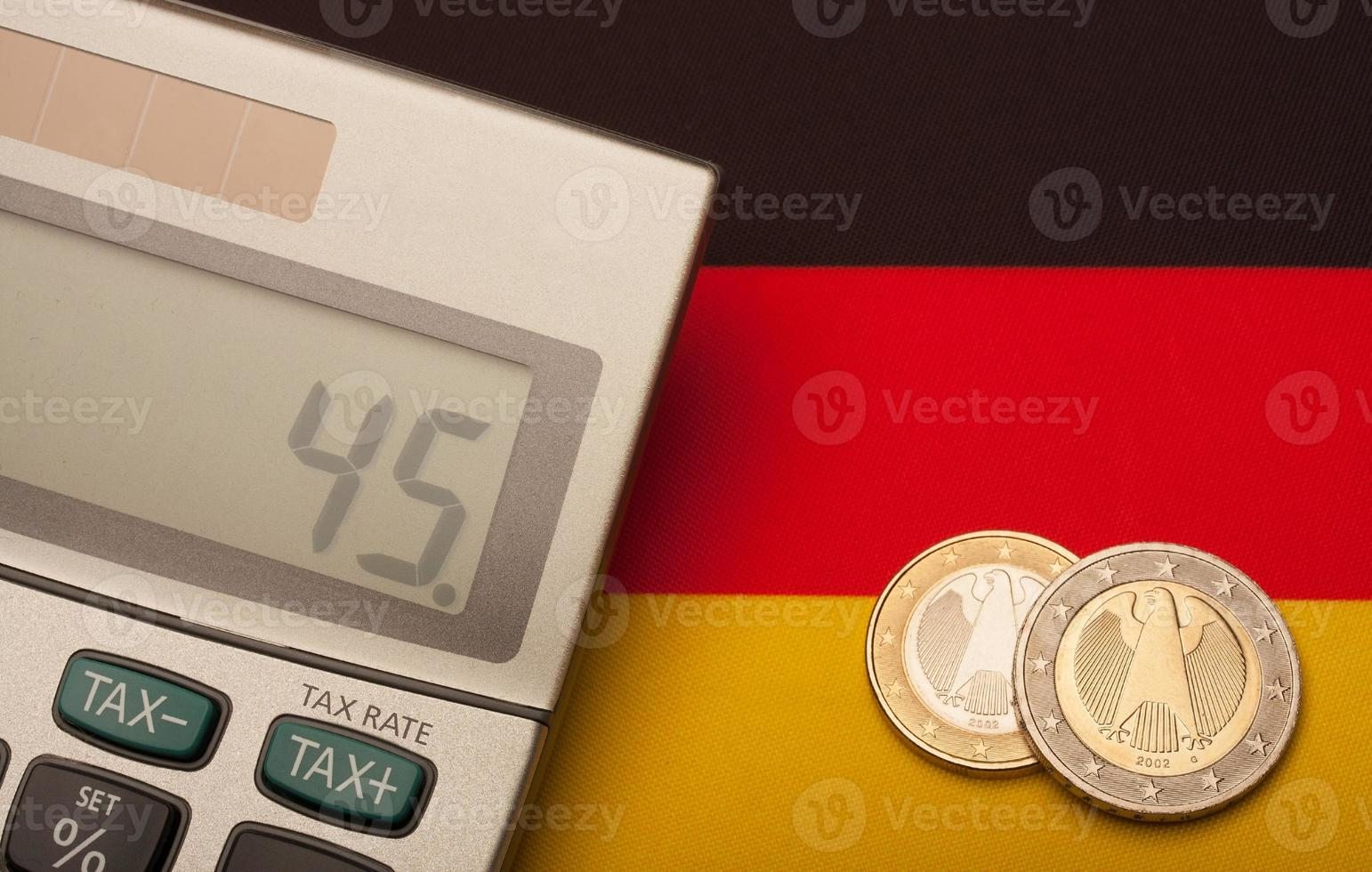 höchster steuersatz in deutschland foto
