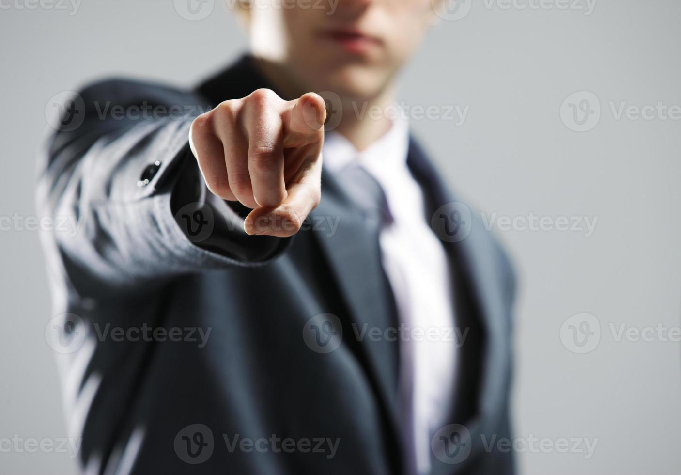 Geschäftsmann foto