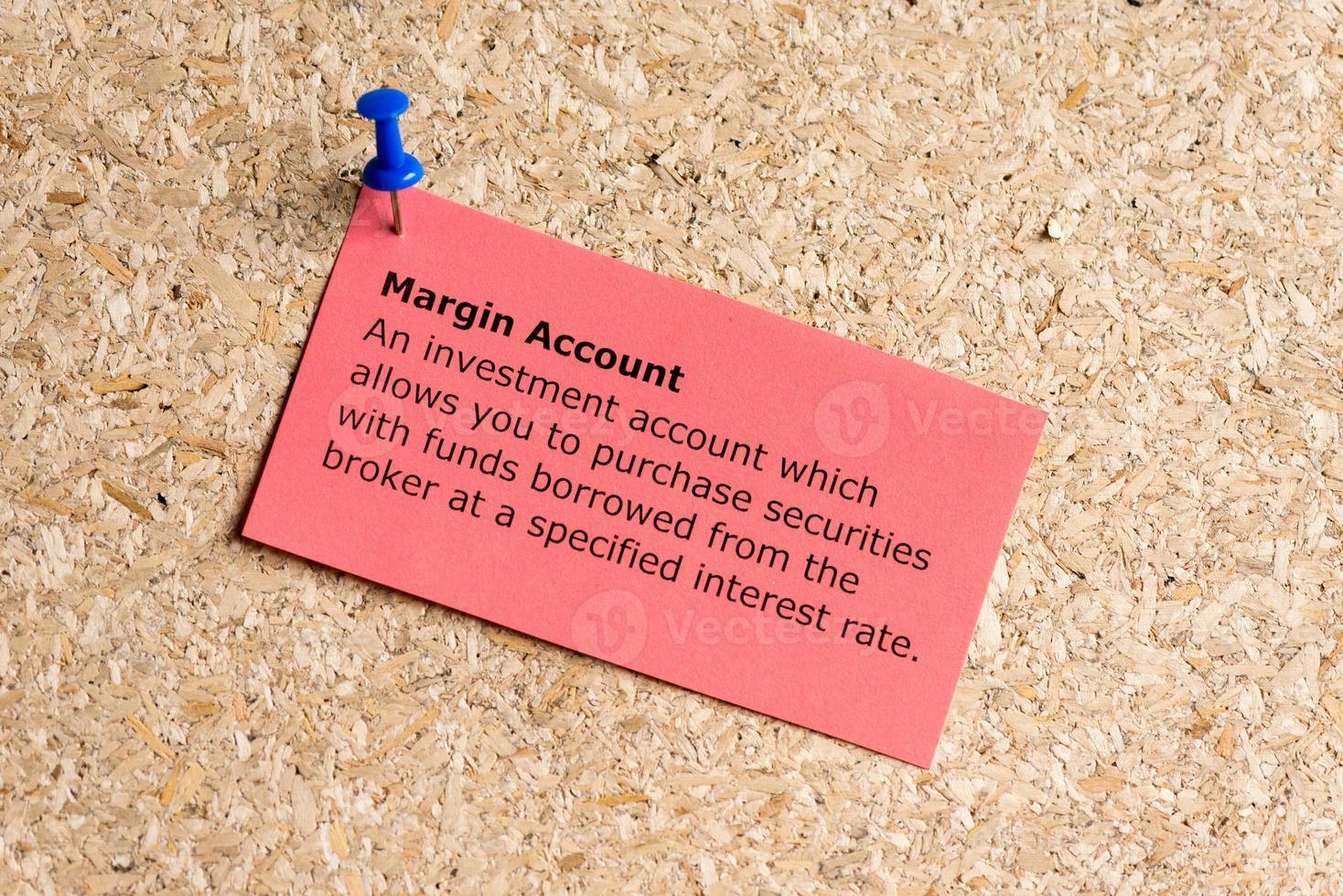 Margin-Konto foto