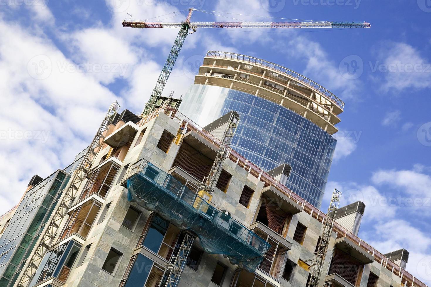 Bauarbeiten im Gange foto
