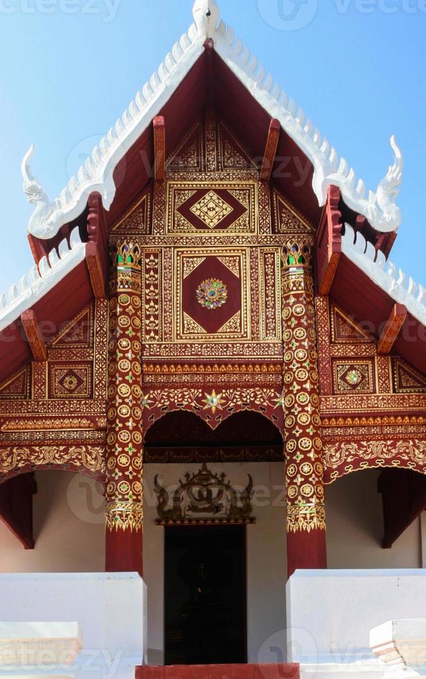 Wat Phra Kaow Don Tao Su Da Cha Ram foto