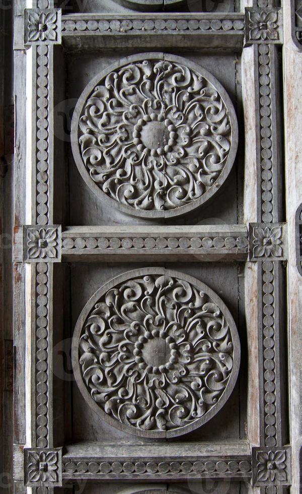 Indium nationales Muster, Dekoration, foto