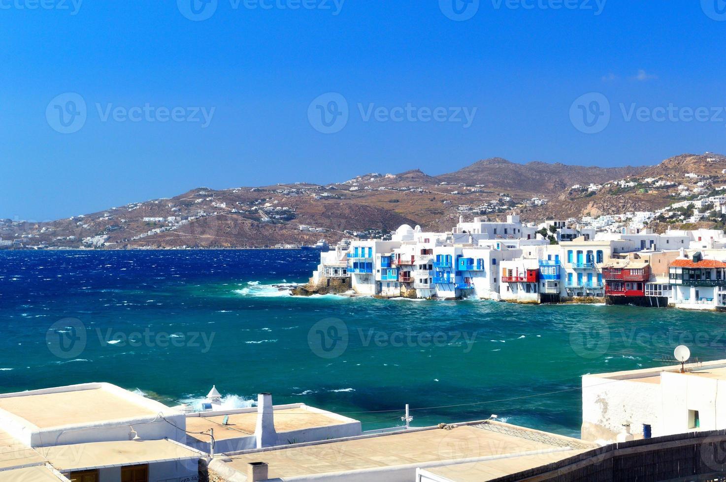 Mykonos, Griechenland foto