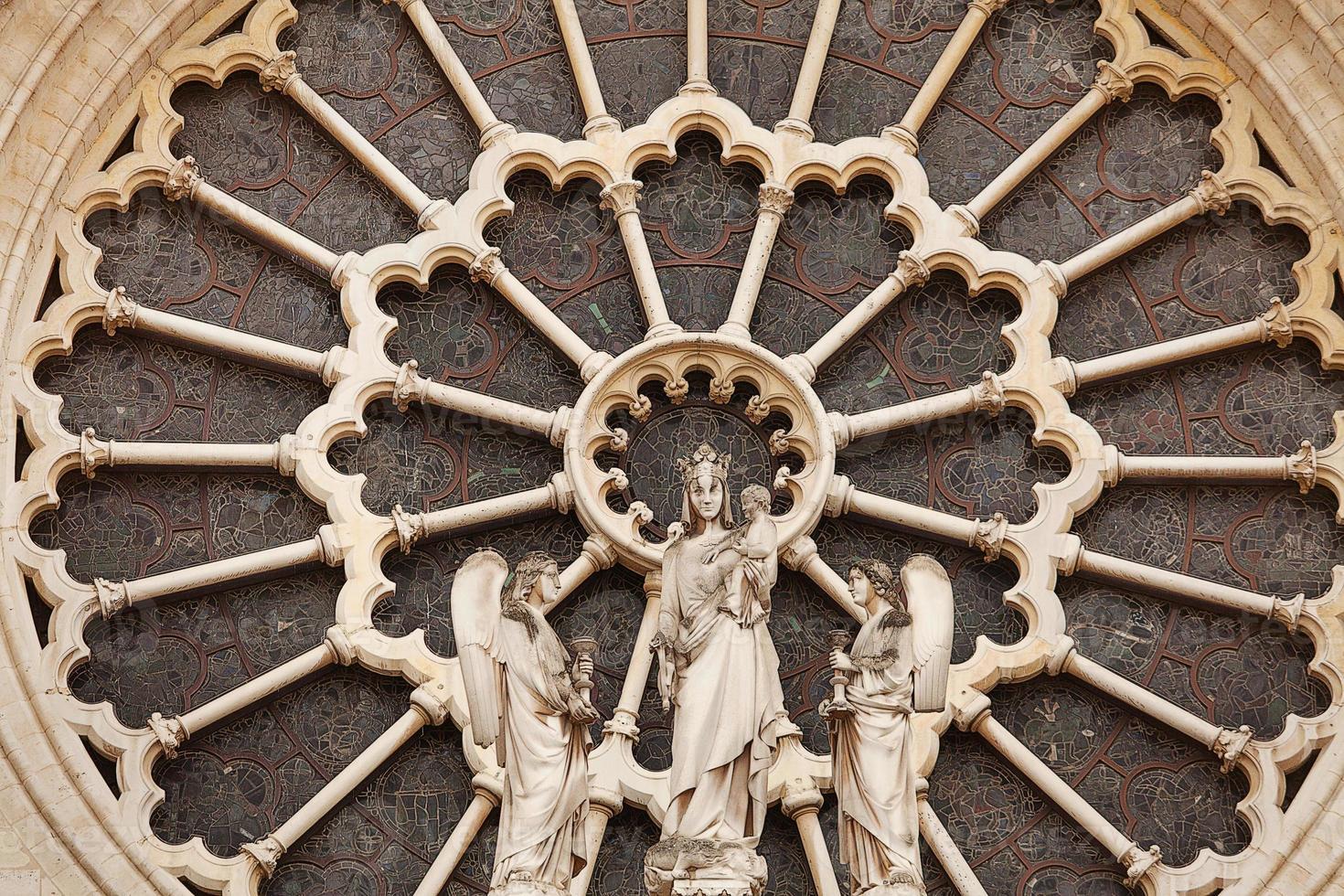 Kathedrale Notre Dame foto