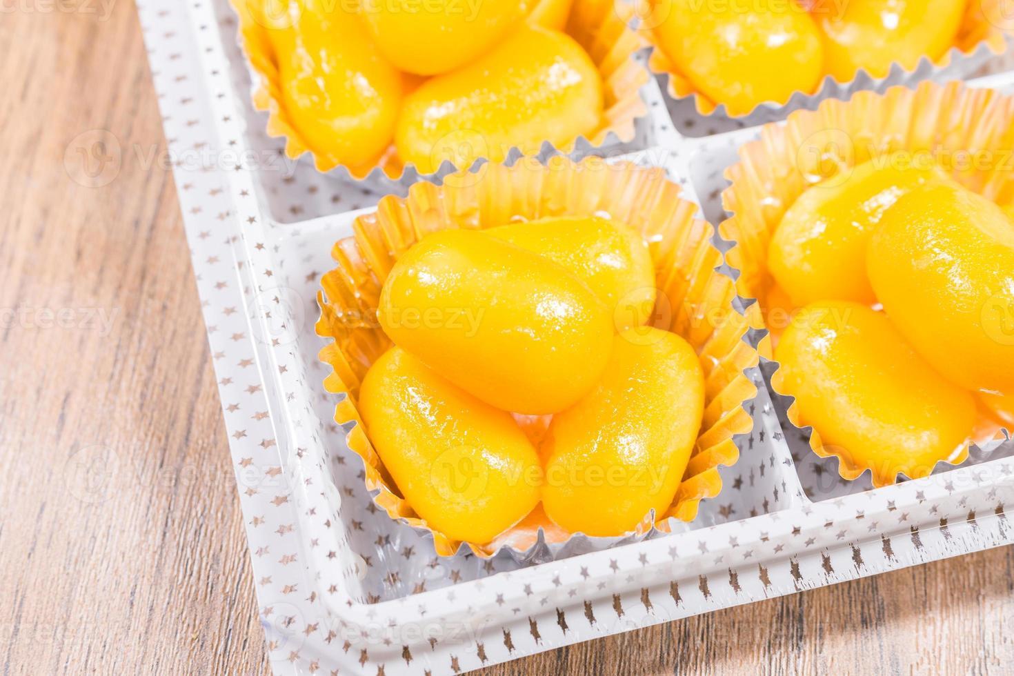 goldene Jackfruchtsamen, traf Khanoon: das Dessert foto