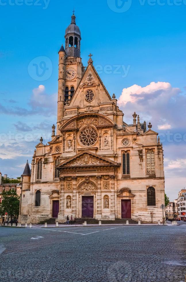 sainte-genevieve, paris, frankreich foto
