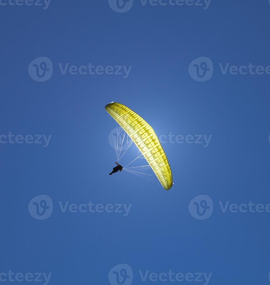 Fallschirmspringen foto