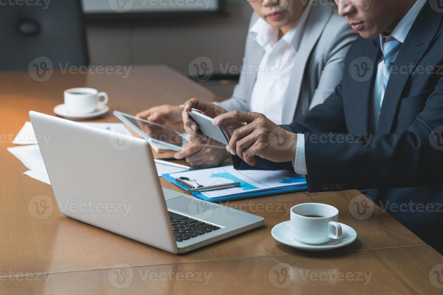 Video beim Treffen ansehen foto