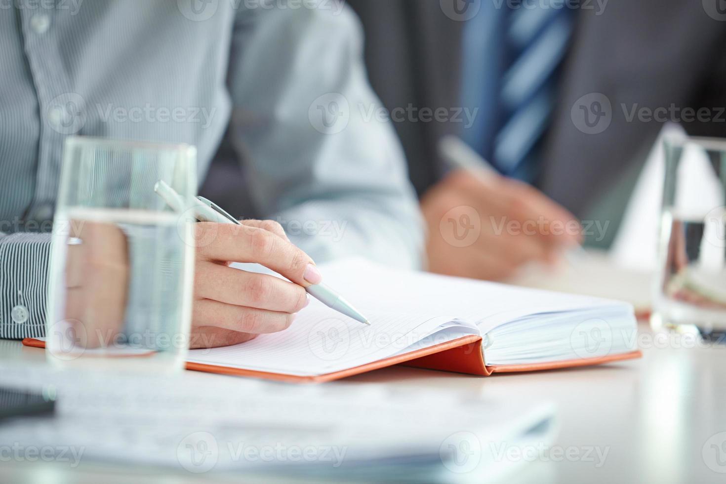 Notizen zur Vorlesung foto