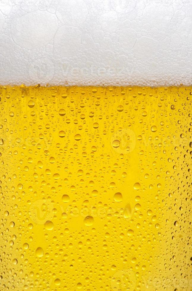 Bier Textur foto