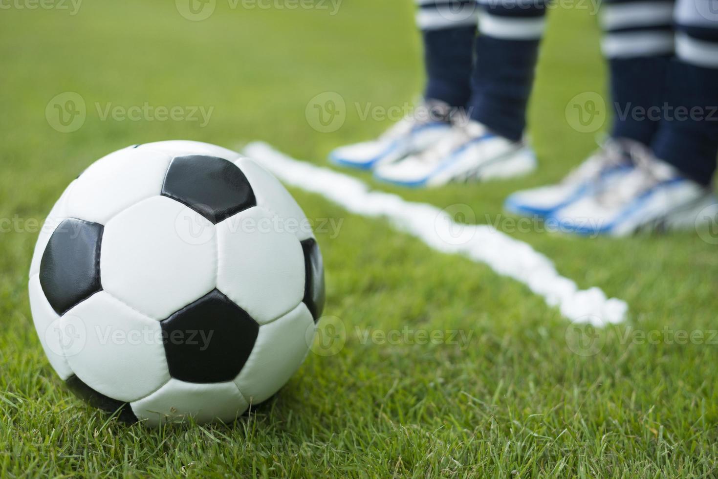 Fußballspieler Wand foto
