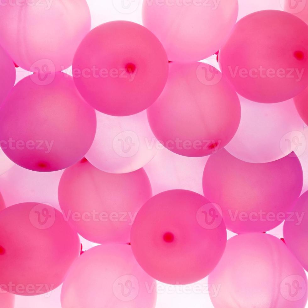 Ballonhintergrund foto