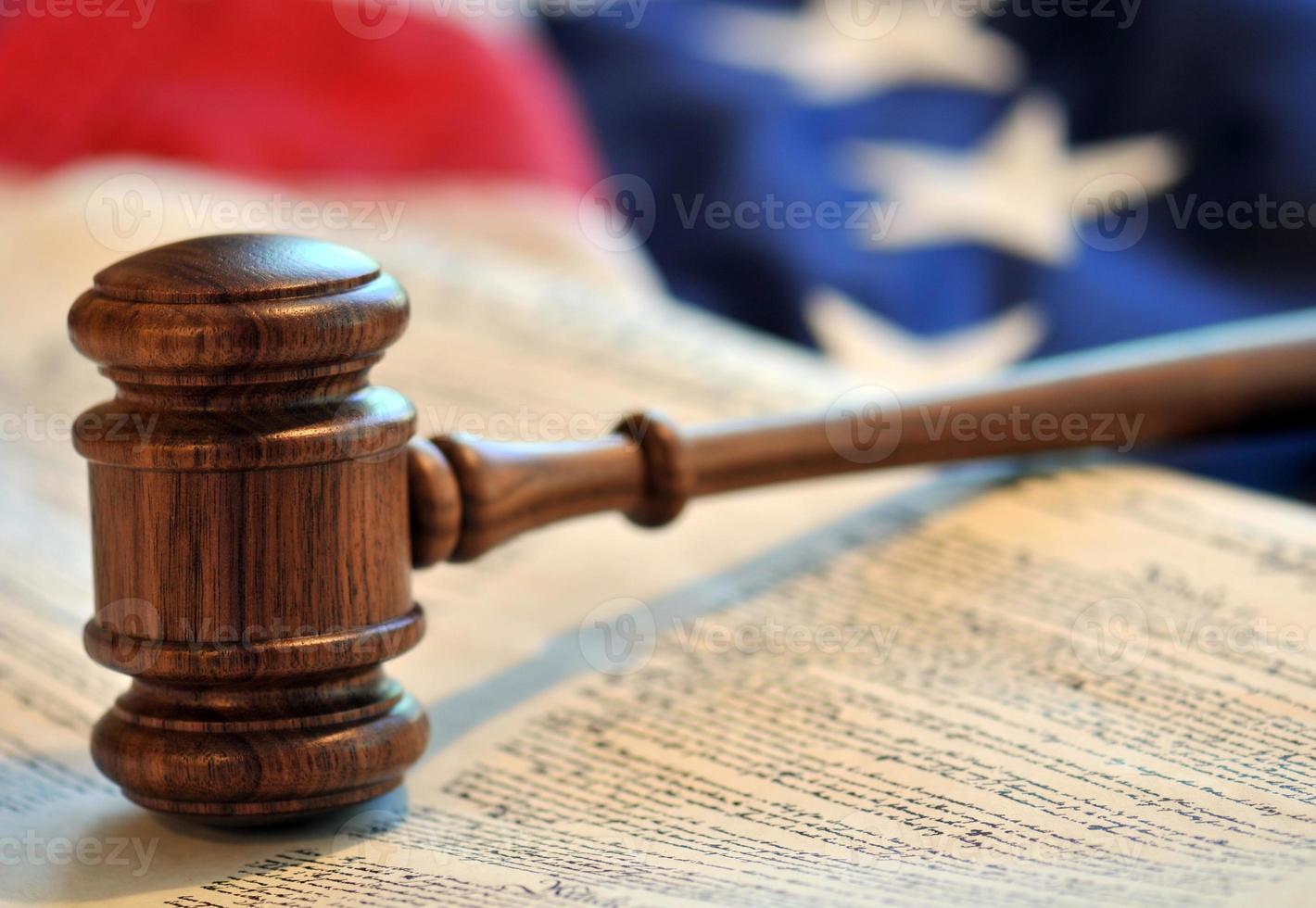 Entscheidungen und Gerichtsentscheidungen foto