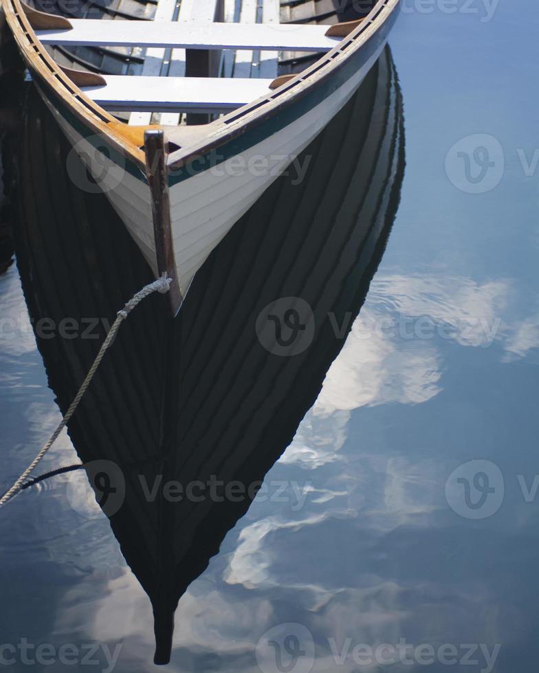 Ruderboot foto