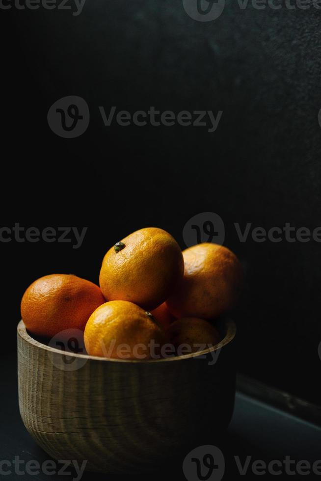 Satsuma-Frucht. foto