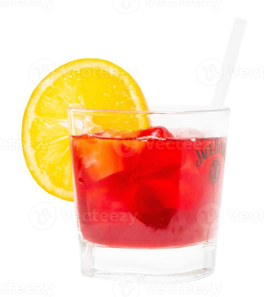 Negroni trinken foto