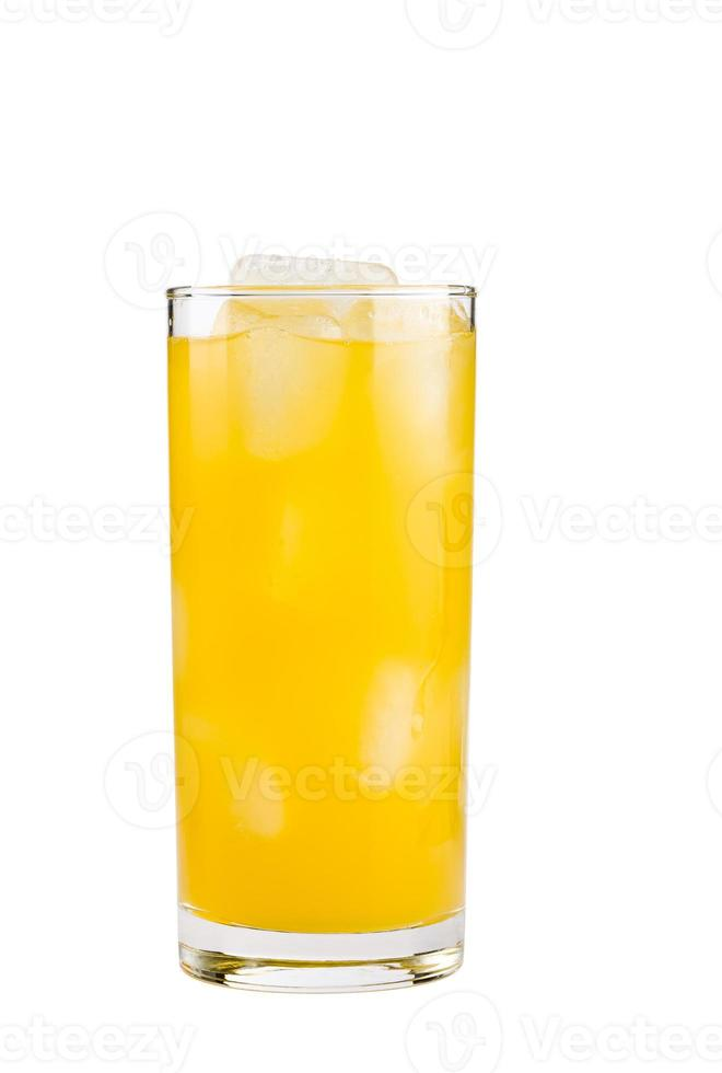 gelbes Getränk foto