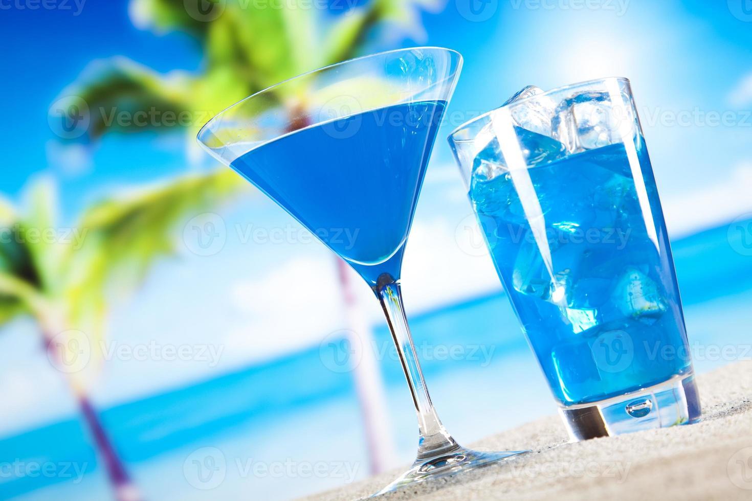 tropisches Getränk foto