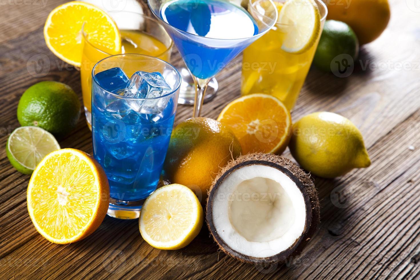 alkoholisches Getränk foto