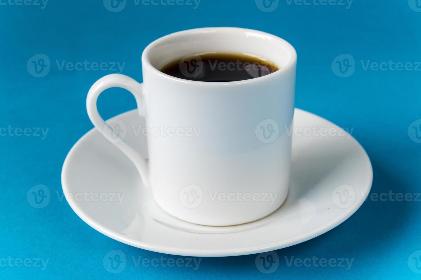 Espresso trinken foto