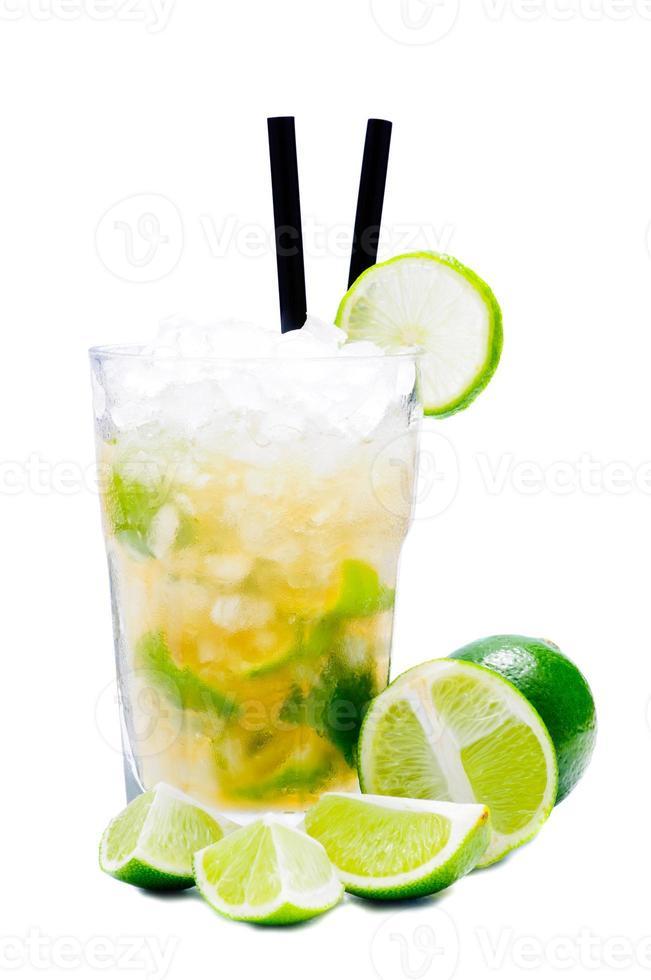 Caipirinha Cocktailgetränk foto