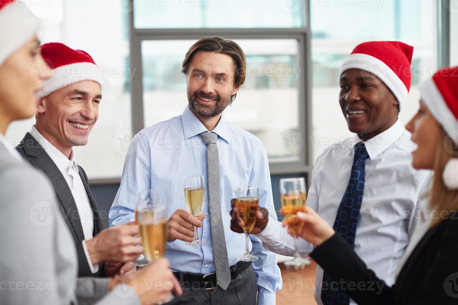 neues Jahr im Amt foto