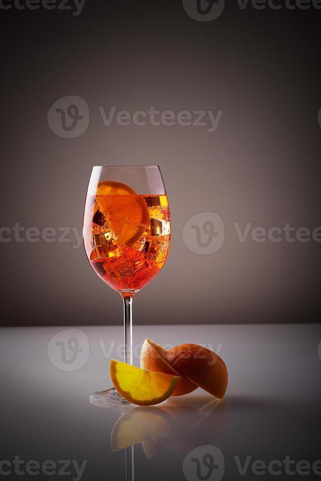 leichtes Getränk foto