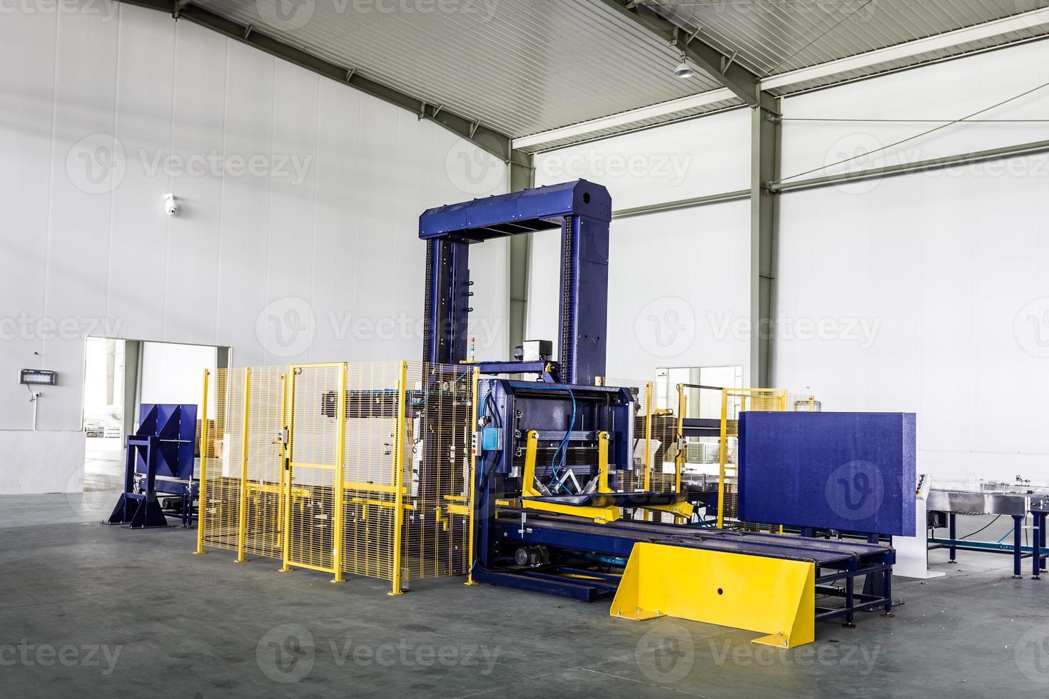 Getränkeproduktionsanlage in China foto