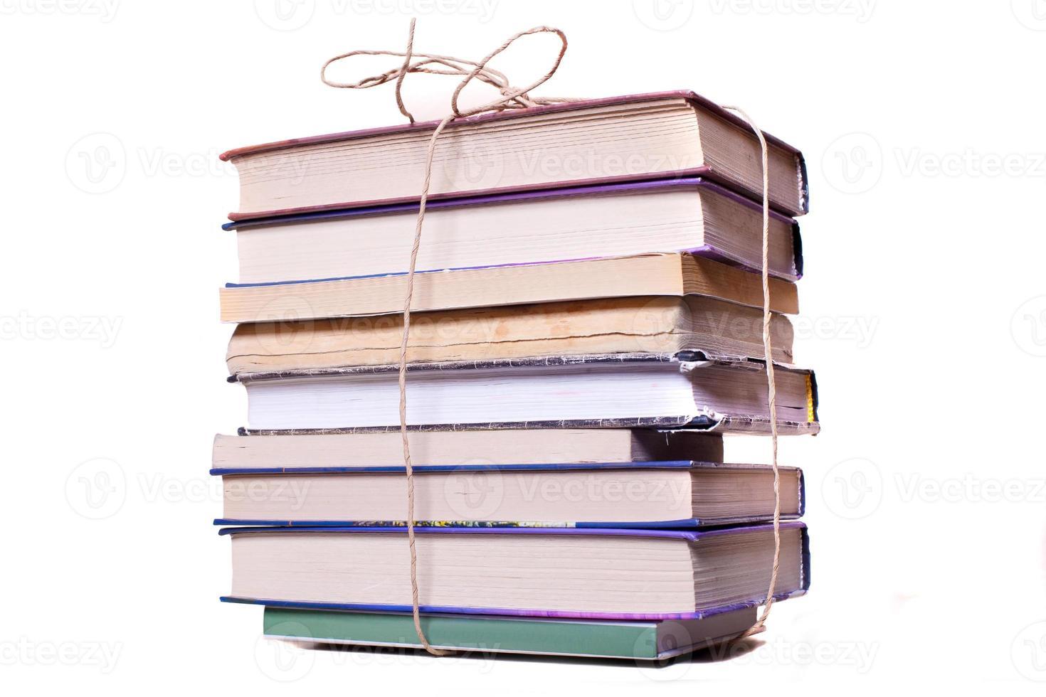alte Bücher foto