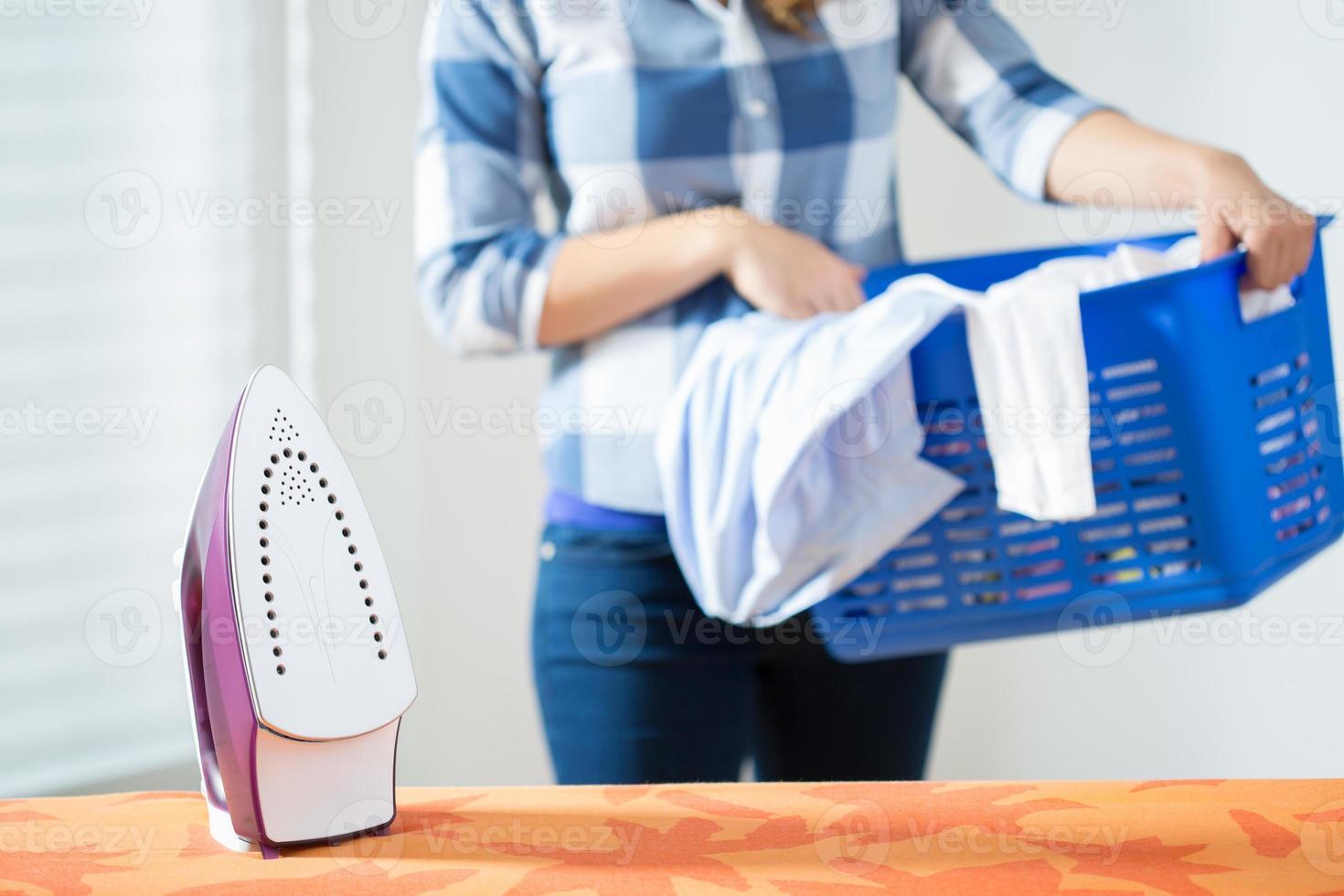 Wäsche bringen foto