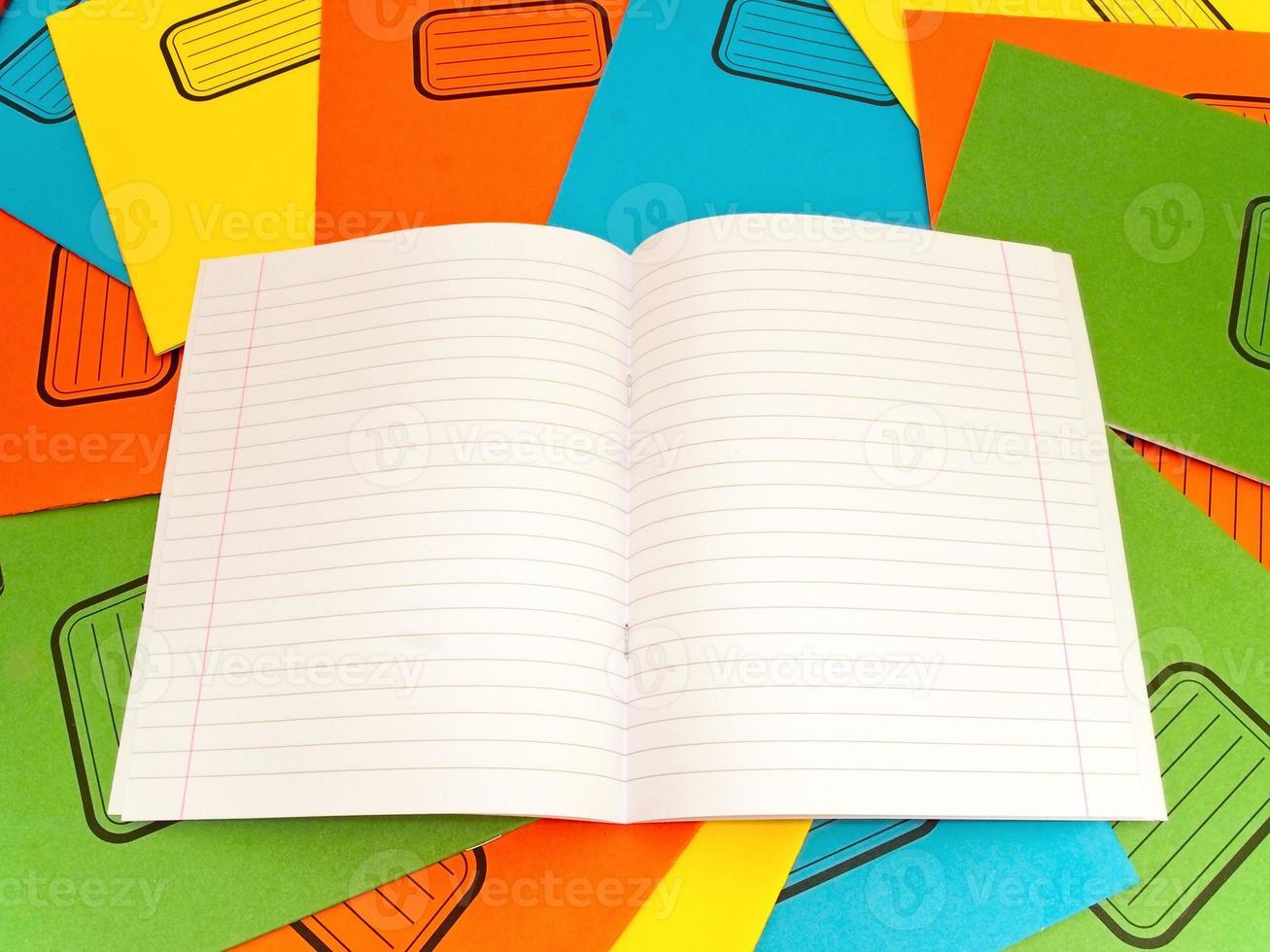Notizbücher foto