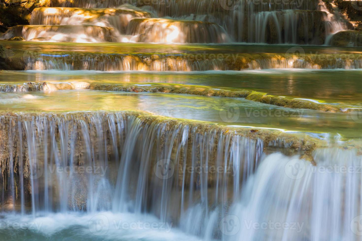 Wasserfälle geschlossen foto