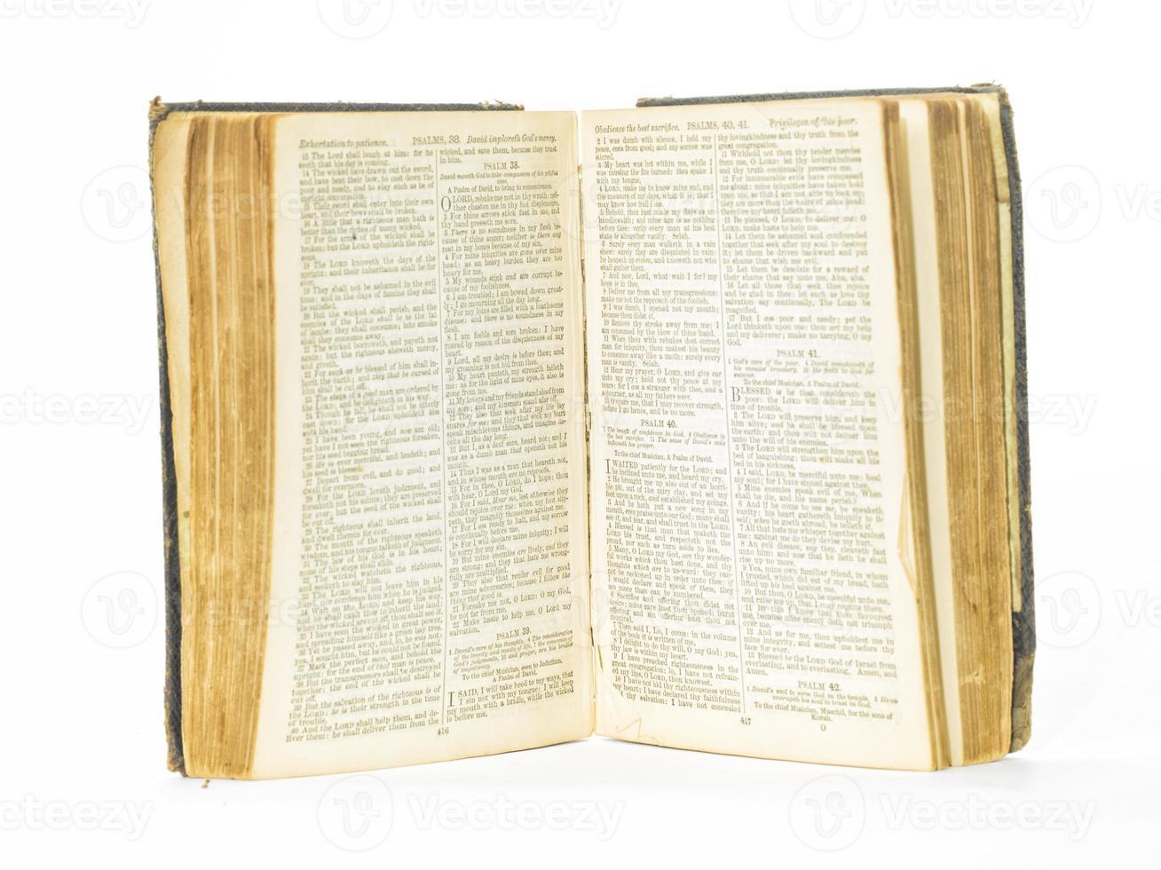 Bibel foto