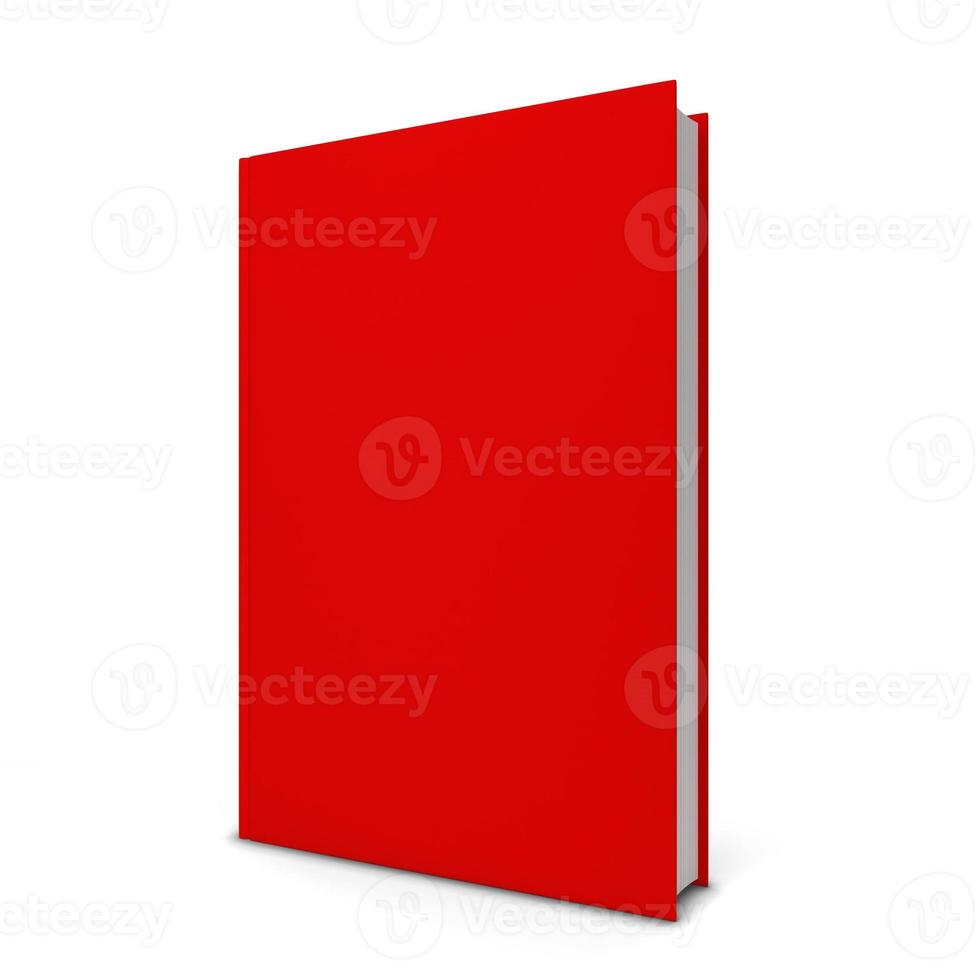 Rotes Buch foto