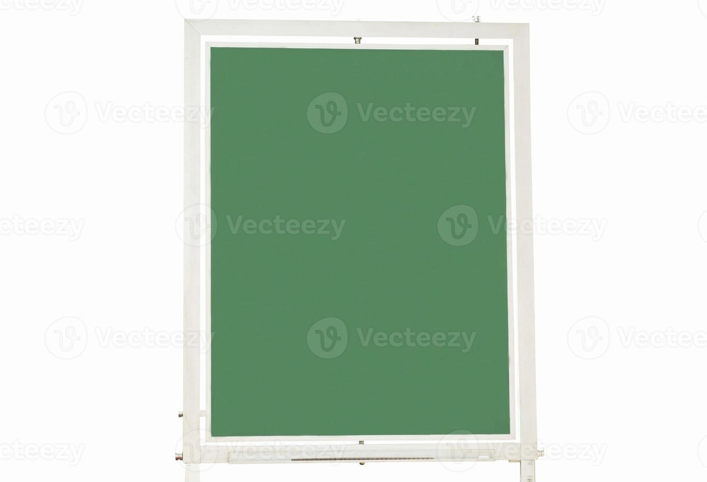 grüne Tafel foto