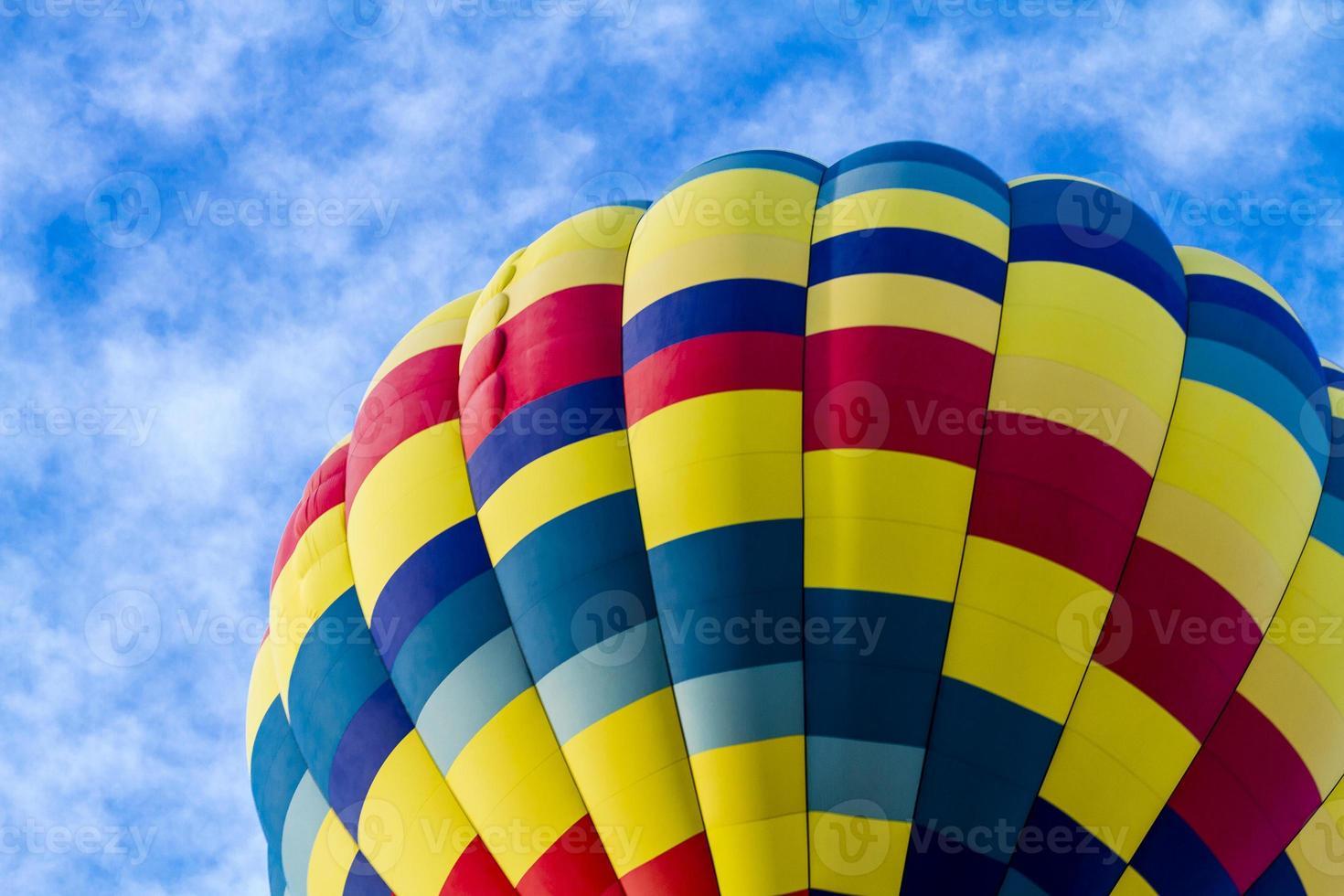 Sommer Heißluftballon Festival foto